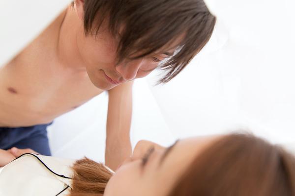 セックスしていたけど痛くてすぐやめた男女