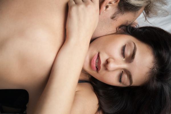 セックス中のマンコの締まりが良い女性